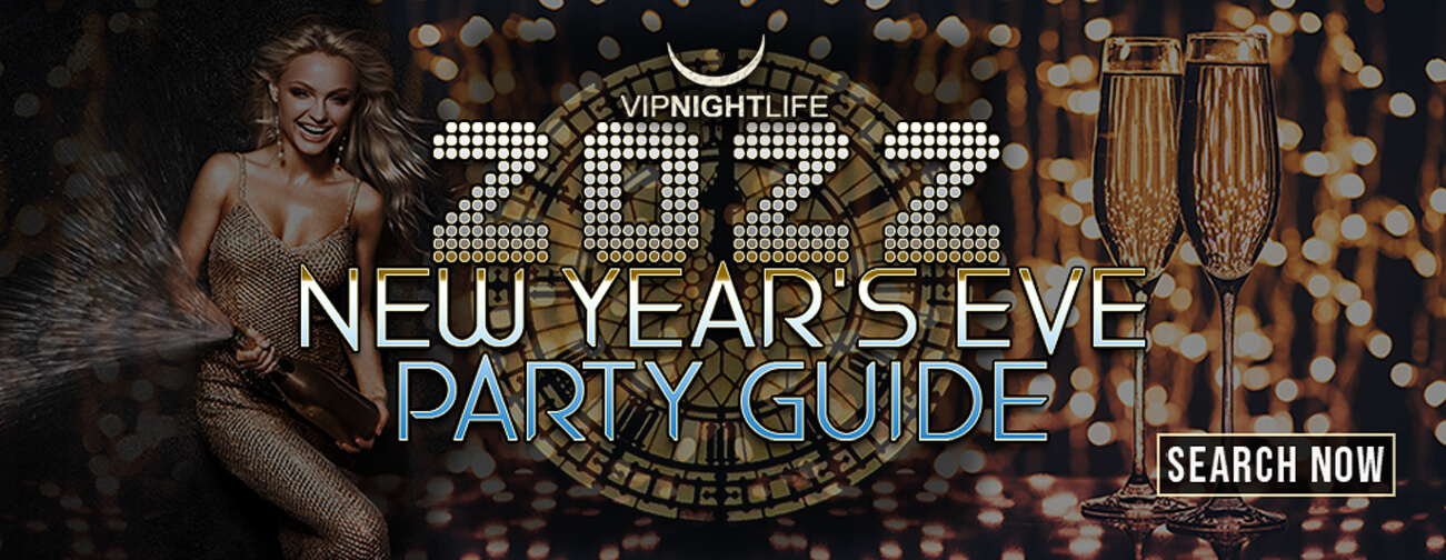 New Year's Eve 2022 Party Guide