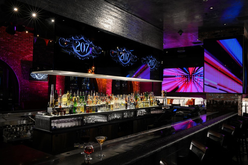 207 at Hard Rock Hotel San Diego