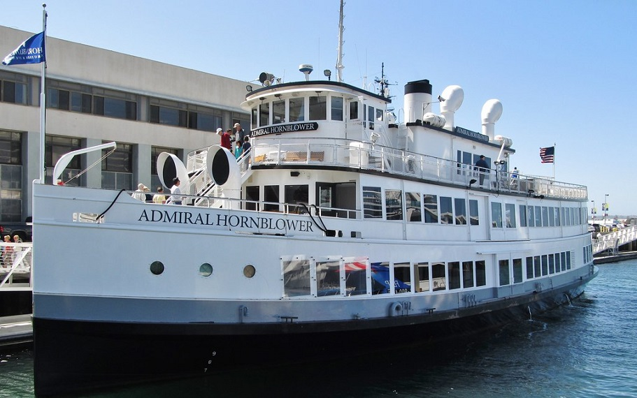 Admiral Hornblower Yacht