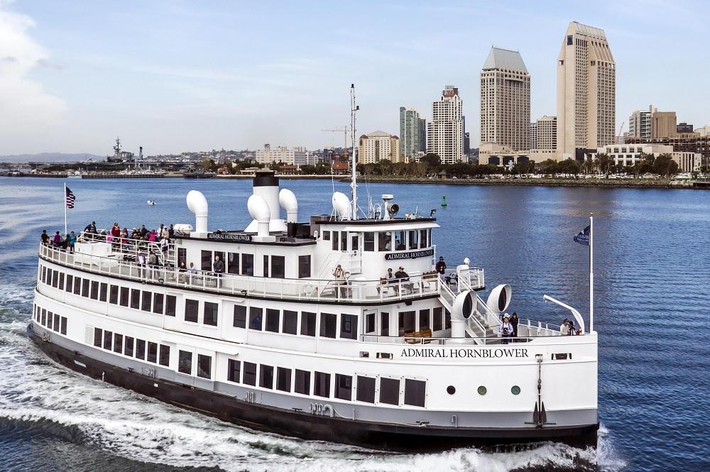 Adventure Hornblower Yacht | San Diego