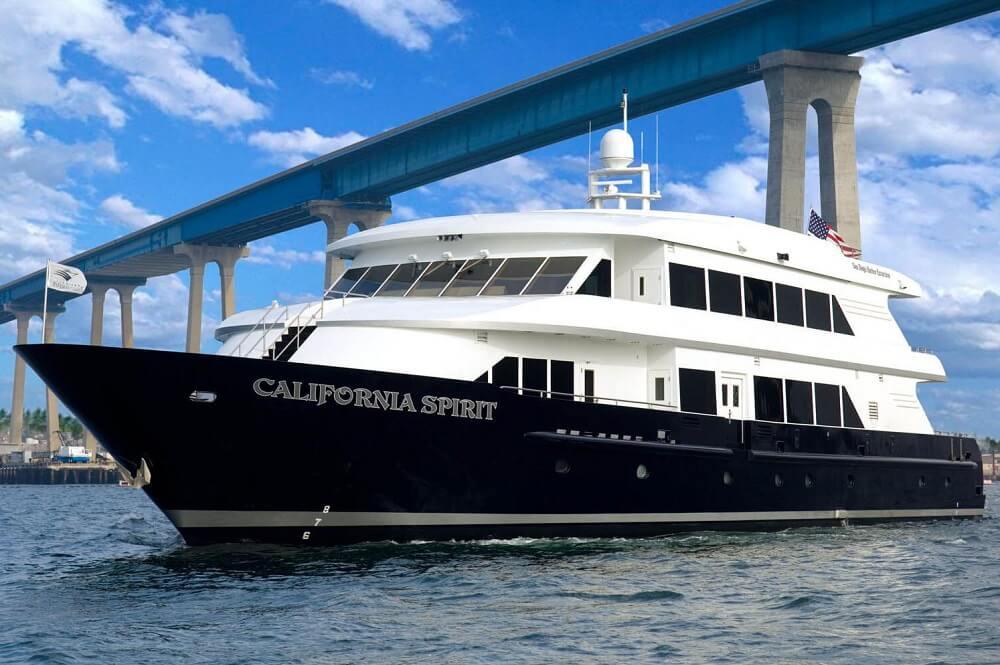 The California Spirit Yacht