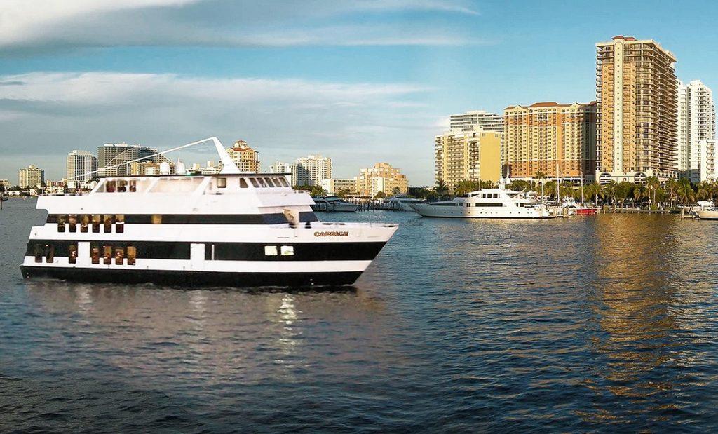 Caprice Yacht
