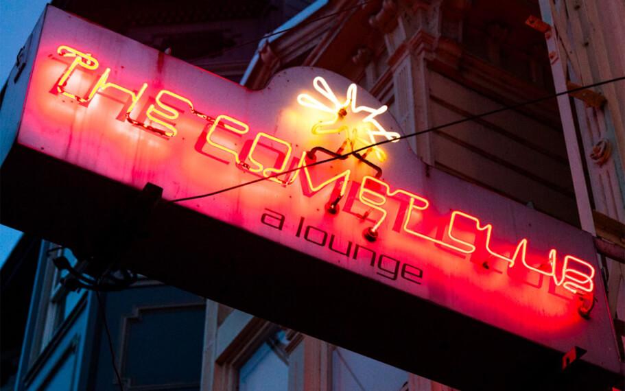 Comet Club San Francisco