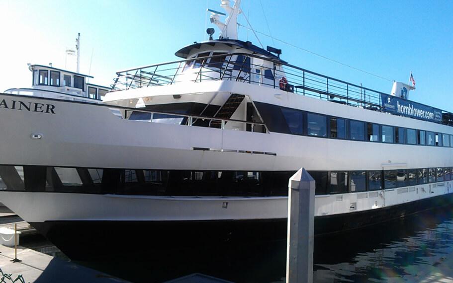 Entertainer Yacht at Marina Del Rey