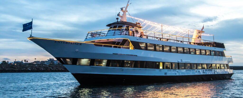 Entertainer Yacht - Marina Del Rey