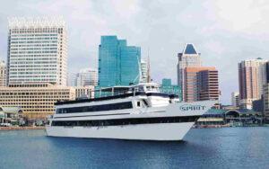 Inner Harbor Spirit Yacht