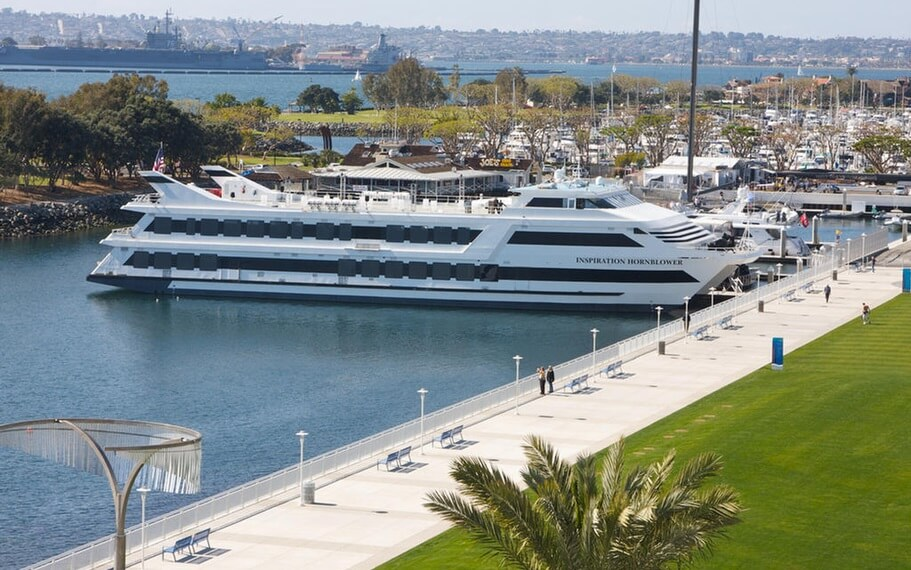 The Inspiration Yacht
