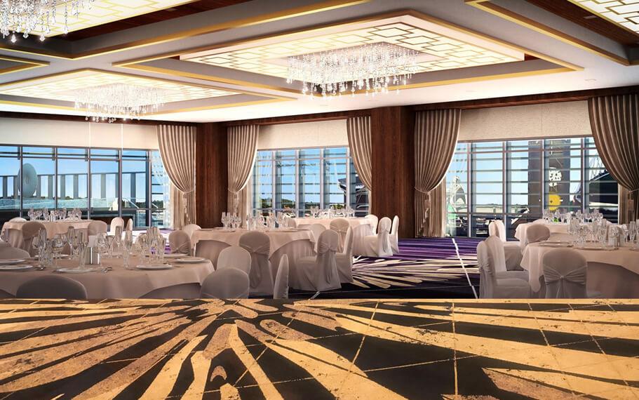 King Street Ballroom & Perch by Hilton Seattle