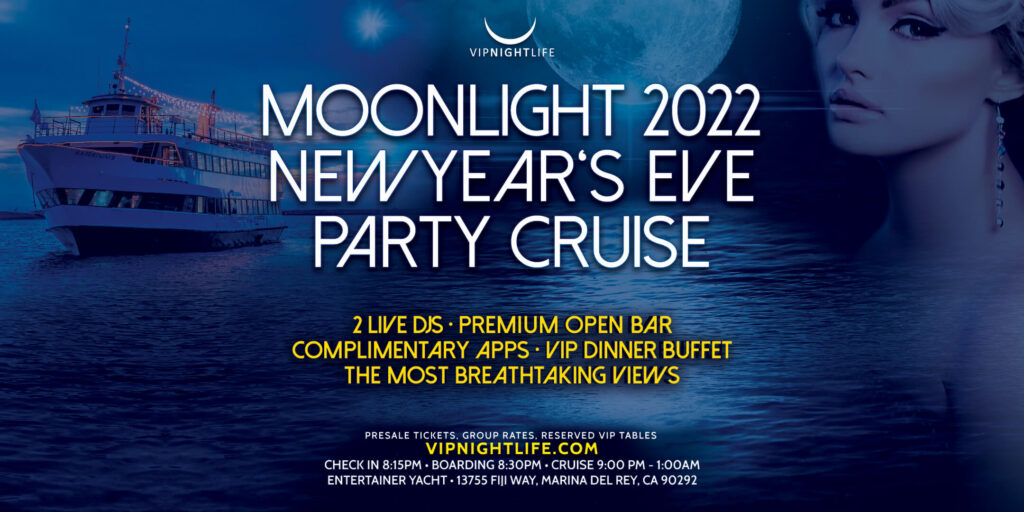 Moonlight LA New Year's Eve Party Cruise