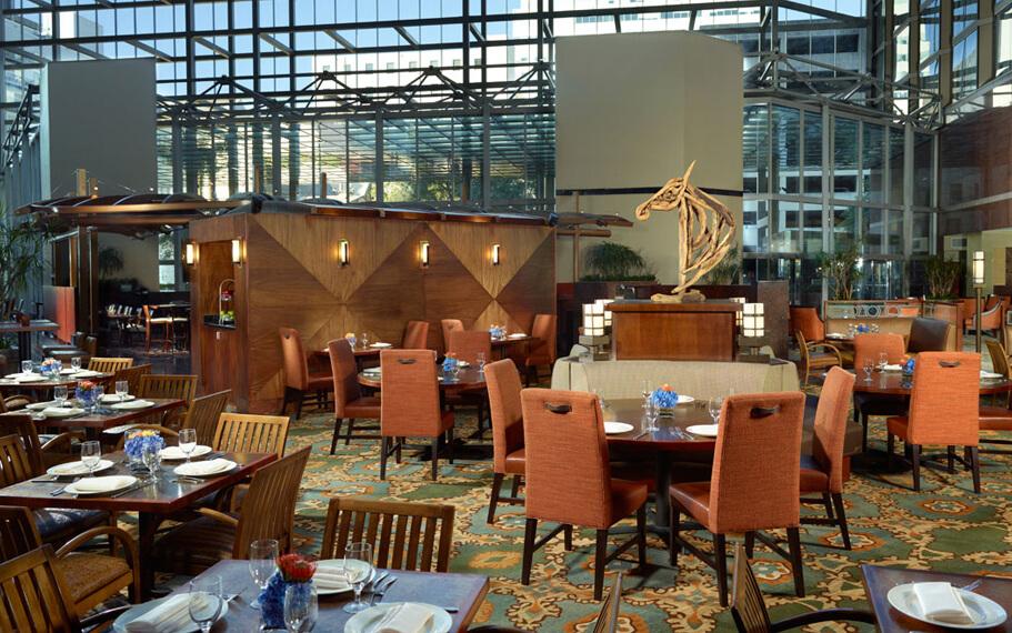 Omni Austin Hotel Dining