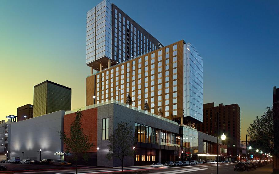 Omni Louisville Hotel in Louisville KY