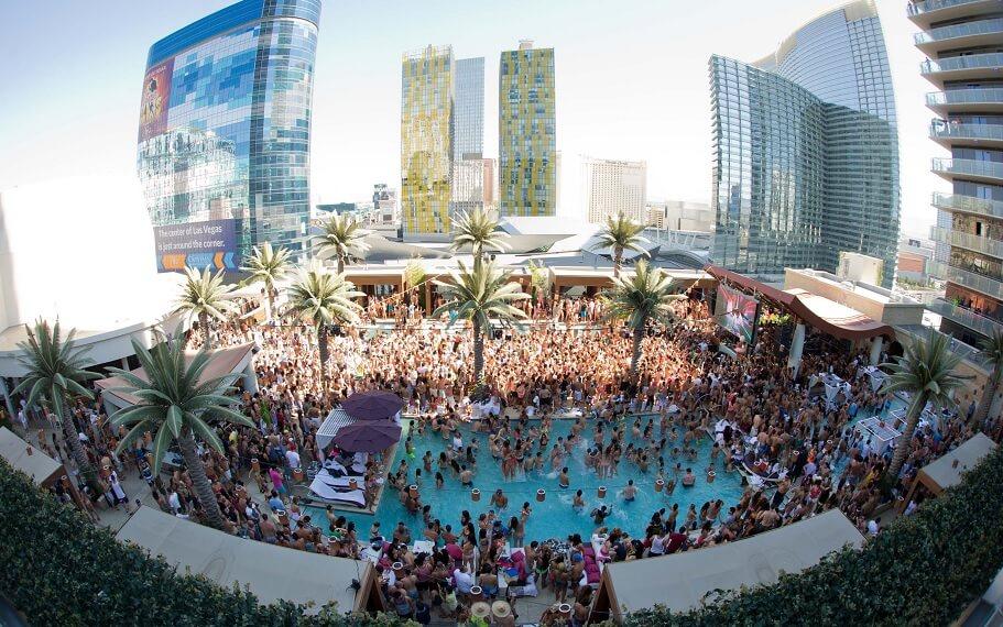 Pool Marquee Dayclub Las Vegas