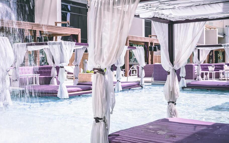 Pool Marquee Las Vegas