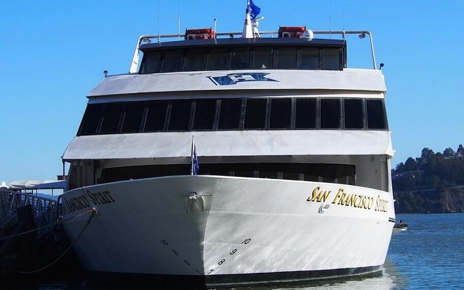 San Francisco Spirit Yacht
