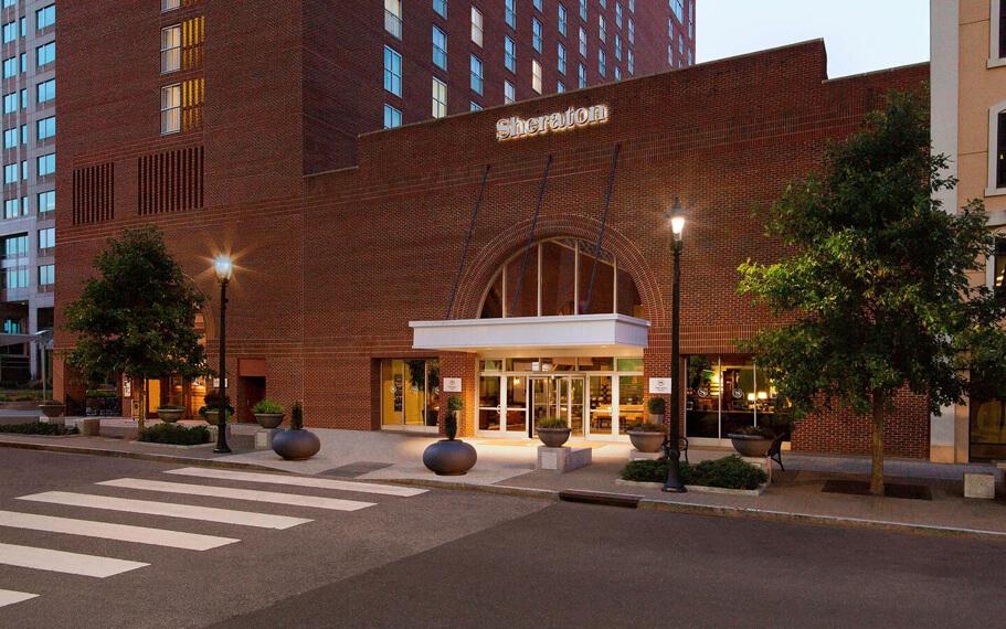 Sheraton Raleigh Hotel Raleigh NC
