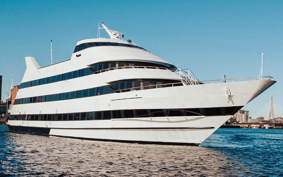 Spirit of Boston Yacht