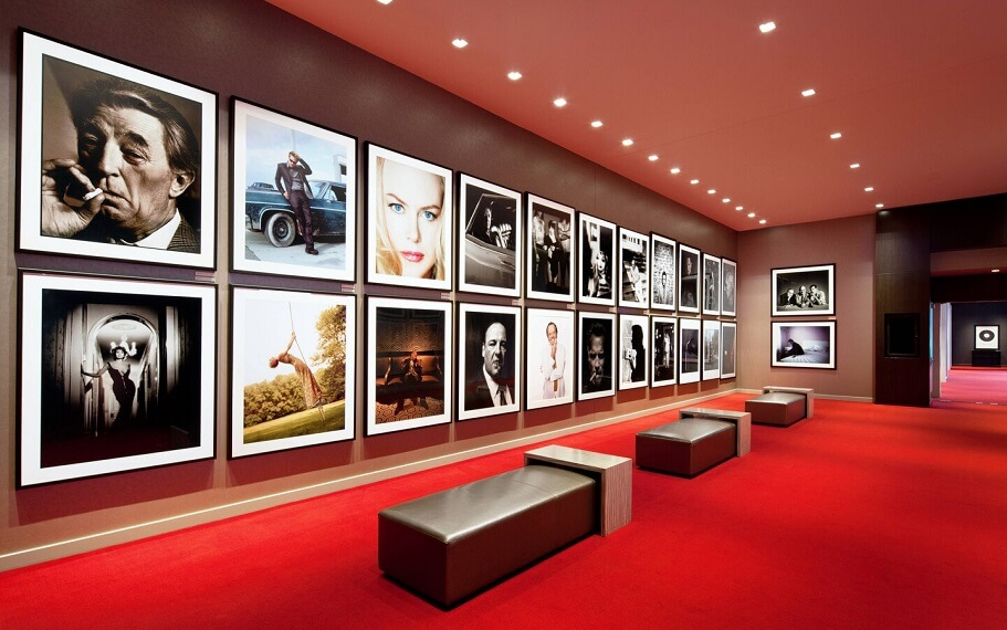 W Hollywood Pre-Function Area