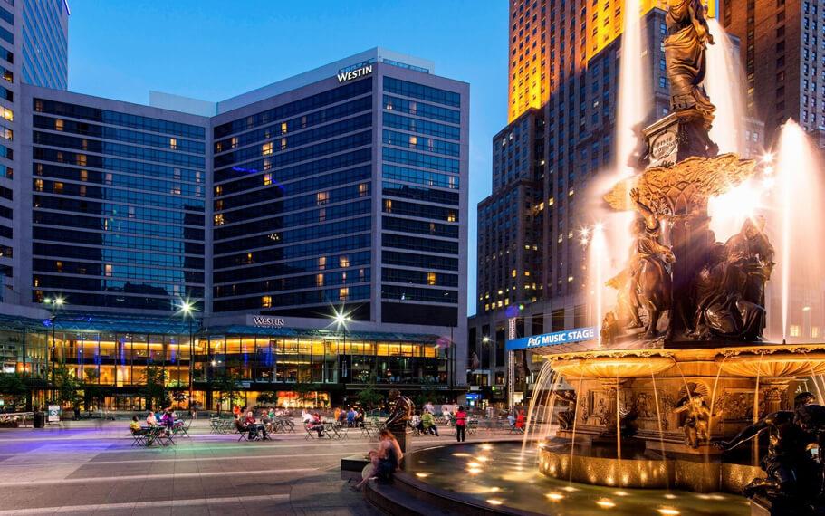 Westin Cincinnati Hotel